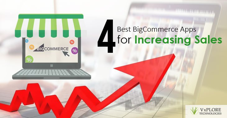 4 Best BigCommerce Apps for Increasing Sales