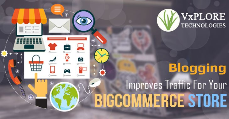Blogging Improves Traffic For Your BigCommerce Store