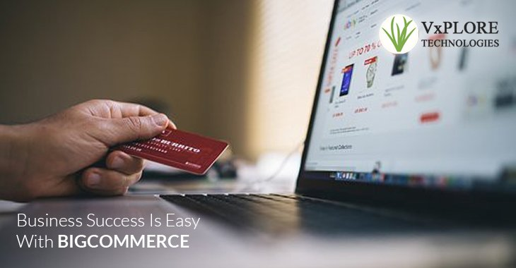 Business Success Is Easy With BigCommerce