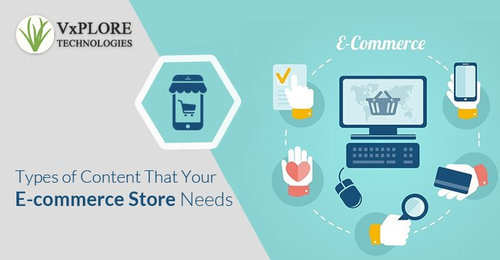 Types of Content That Your E-commerce Store Needs