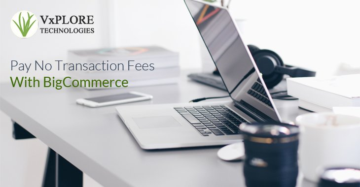 Pay No Transaction Fees With BigCommerce