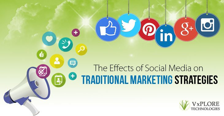 The Effects of Social Media on Traditional Marketing Strategies