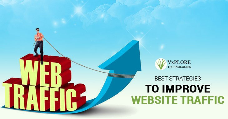 Best Strategies to Improve Website Traffic