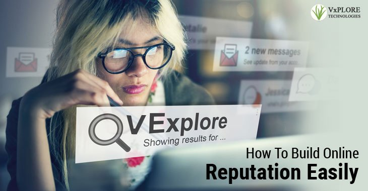 How To Build Online Reputation Easily