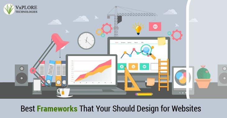 Best Frameworks That Your Should Design for Websites
