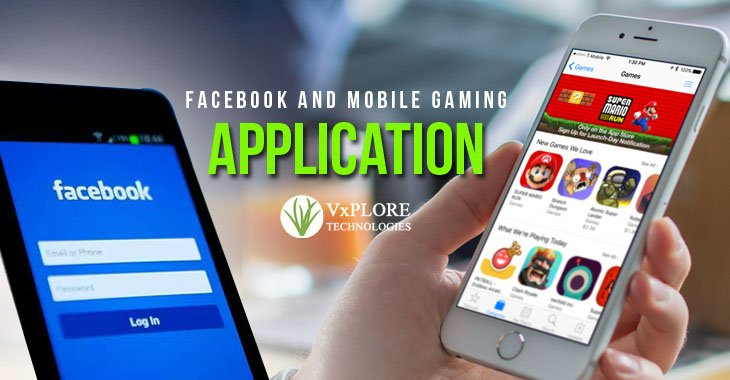 Facebook And Mobile Gaming Application
