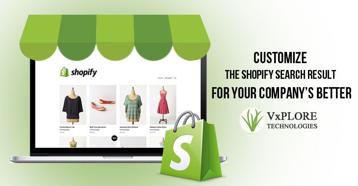 Customize the Shopify Search Result For Your Company's Better