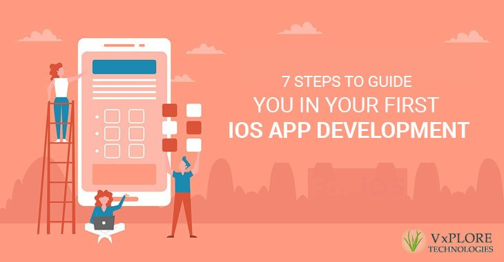 7 steps to guide you in your first iOS App Development