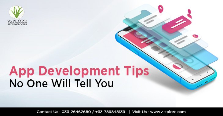 App Development Tips No One Will Tell You