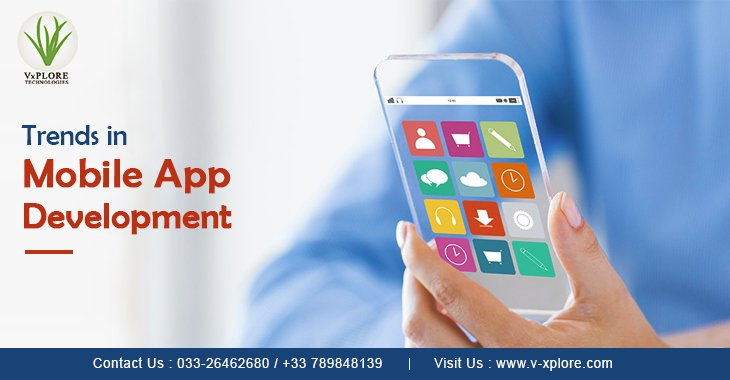 Trends in Mobile App Development