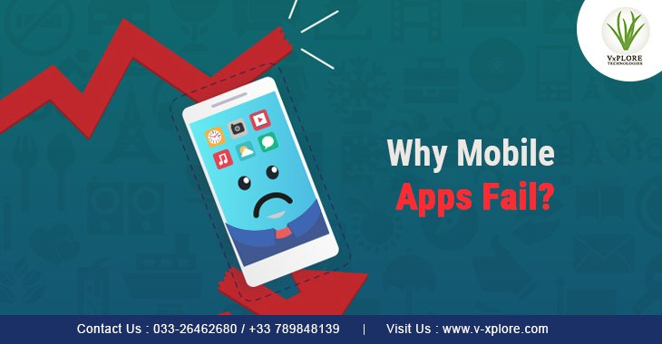 Why Mobile Apps Fail?