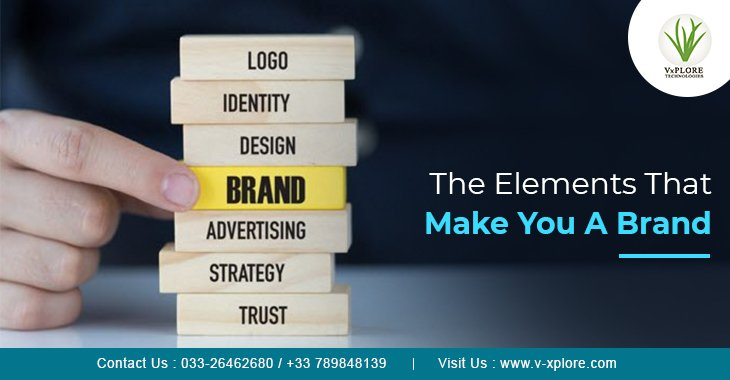 The Elements That Make You A Brand