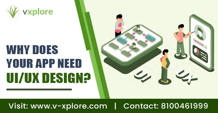 Why Does Your App Need UI/UX Design?