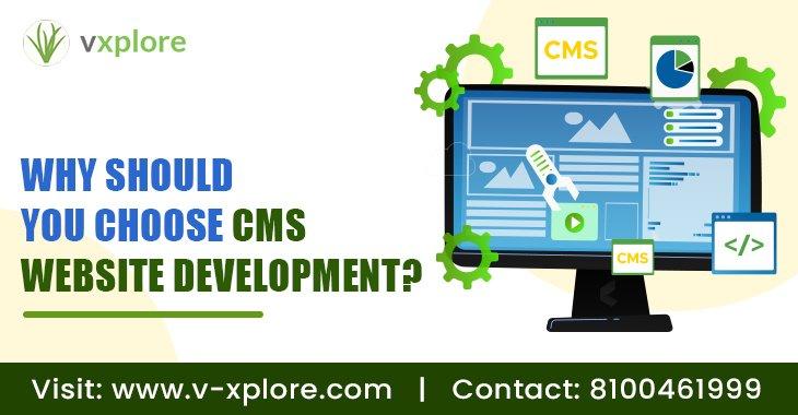 Why Should You Choose CMS Website Development?