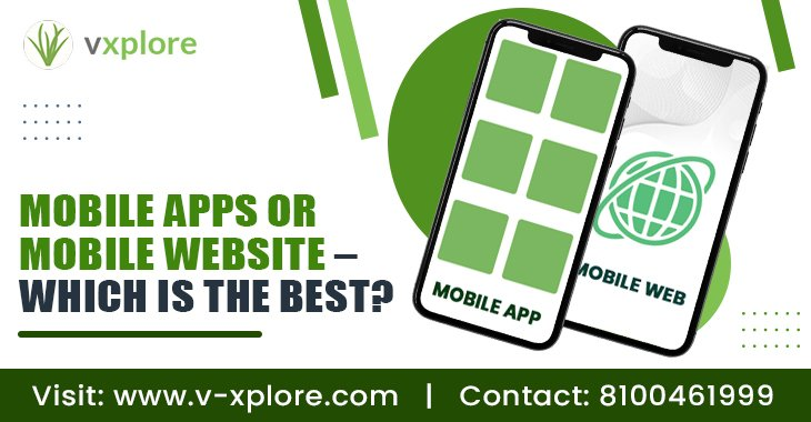 Mobile Apps or Mobile Website – Which Is The Best?